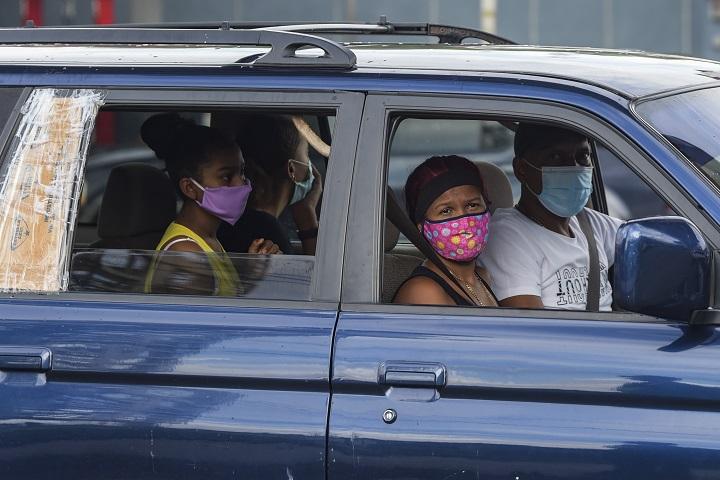 Panamá reporta 598 casos positivos nuevos de Covid-19
