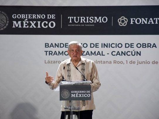 Presidente de México da negativo a Covid-19 previo a su viaje a EE.UU.
