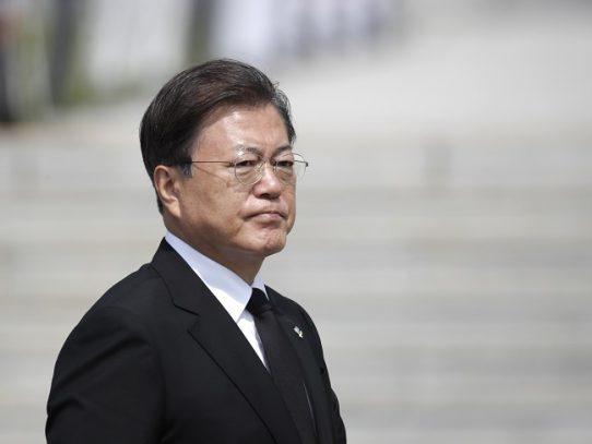 Corea del Sur y EE.UU. se comprometen a defender la paz