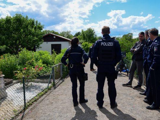 Once arrestos por una red de abusos de menores en Alemania