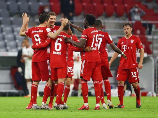 En duda la disputa del Bayern-Atlético tras el positivo de Gnabry