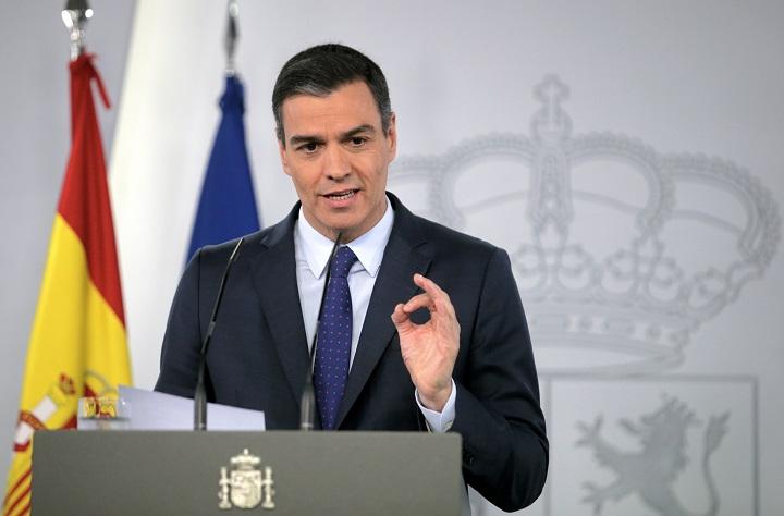 """Sánchez pidió a la UE que """"no se olvide"""" de América Latina"""