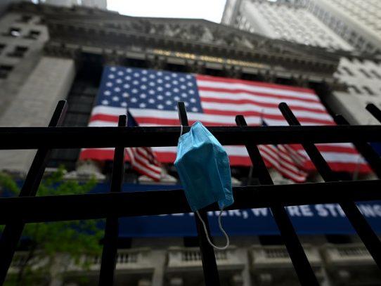 Wall Street en alza tras aumento del comercio minorista en EE.UU.