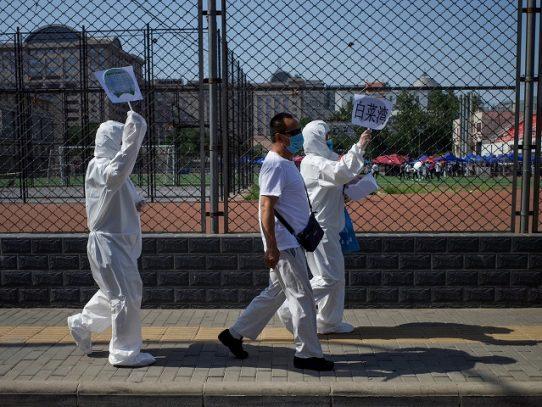 Aumentan nuevos contagios en China y América Latina supera los 80.000 muertos por coronavirus