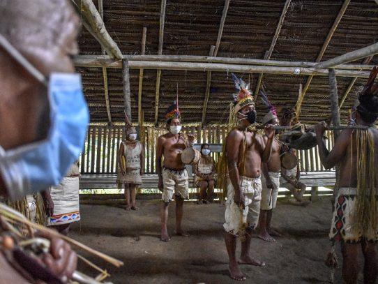 El coronavirus, la otra pandemia de los indígenas de América Latina