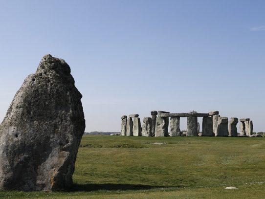 """""""Asombrosa y única"""" estructura prehistórica descubierta cerca de Stonehenge"""