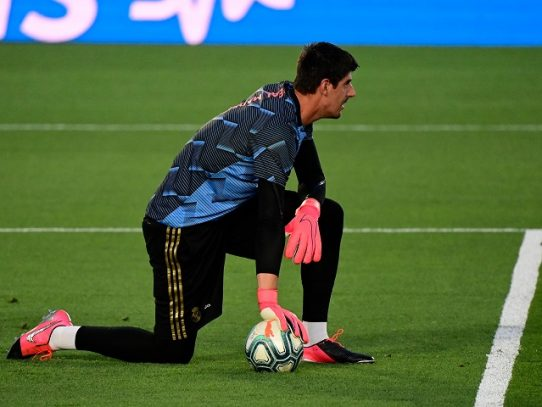 Courtois 'el renacido', emblema del rigor defensivo del Real Madrid