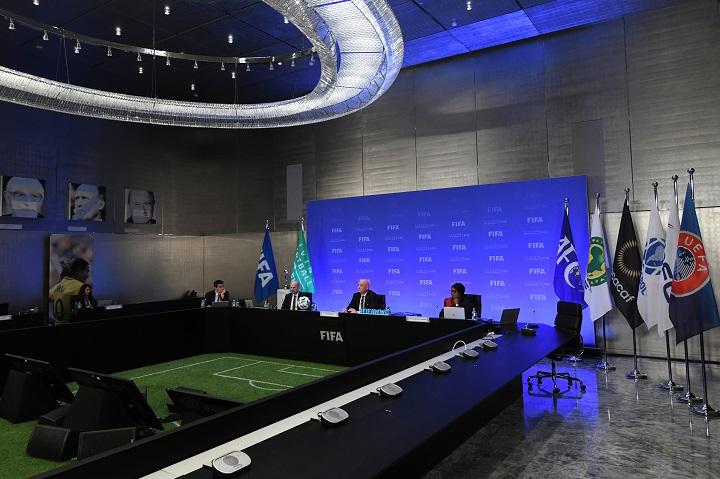 La FIFA confirma que solo Europa tendrá partidos de selecciones en septiembre