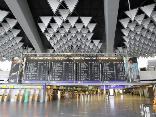 El aeropuerto de Fráncfort recortará entre 3.000 y 4.000 empleos