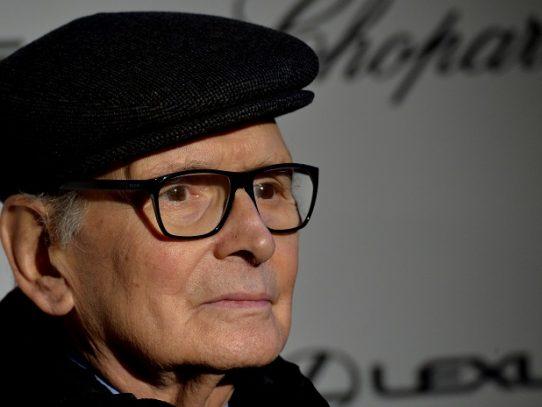 """""""Il maestro"""" Morricone murió en Italia a los 91 años"""