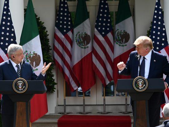 """Visita a Washington fue """"muy intensa"""", dice mexicano López Obrador"""