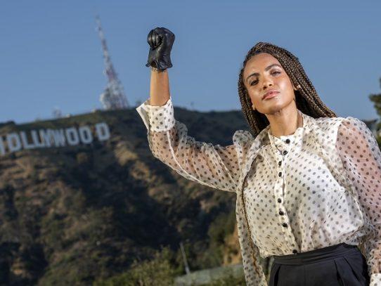 Jóvenes creativos de Hollywood lideran una nueva forma de hacer activismo