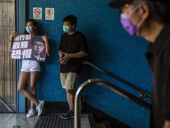 Medio millón de personas votan en las primarias prodemocracia de Hong Kong
