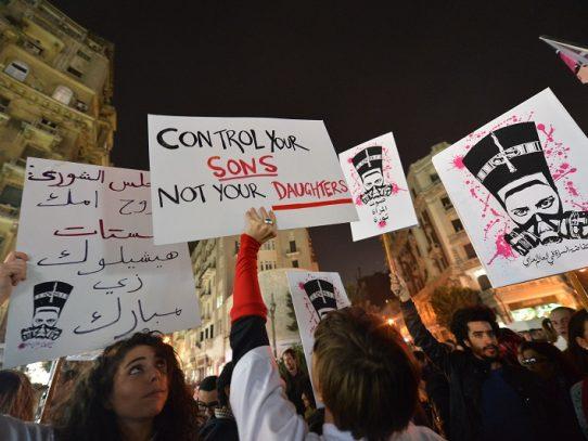 El caso de un depredador sexual refuerza el movimiento #MeToo en Egipto