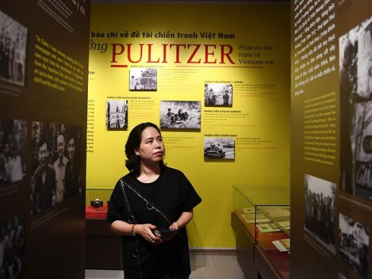 Vietnam inaugura un museo dedicado a la prensa
