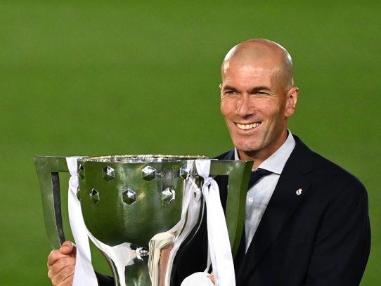 """Zidane """"hace muy bien el fútbol"""", dice Guardiola"""