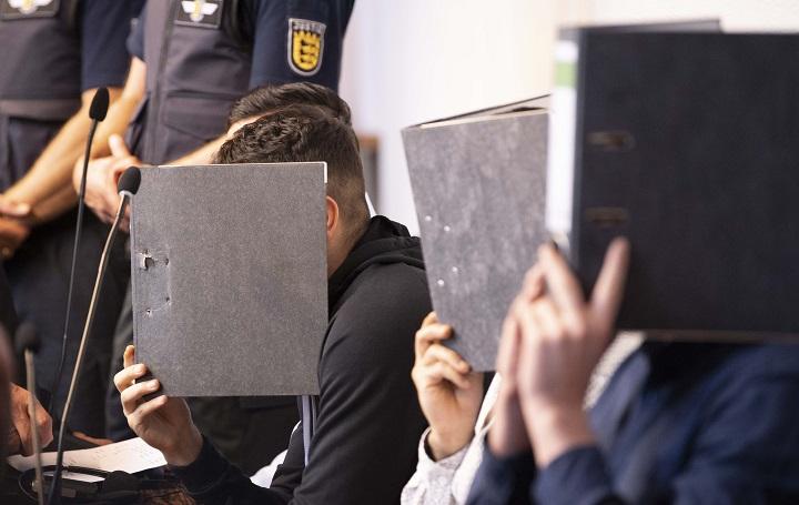 Condena a varios años de prisión en un caso de violación en grupo en Alemania