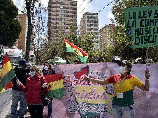 Aplazamiento de elecciones eleva la tensión en Bolivia en medio de la pandemia