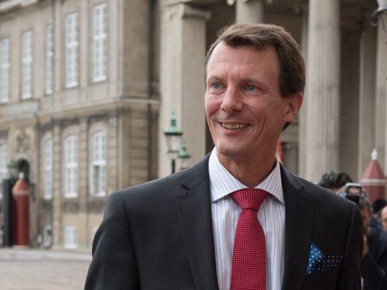 El príncipe danés Joachim recibe el alta del hospital tras accidente cerebrovascular en Francia