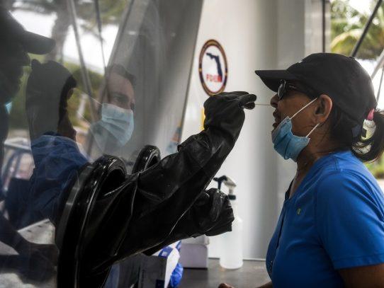 Florida pulveriza récord anterior y suma 216 muertos por Covid-19 en un día