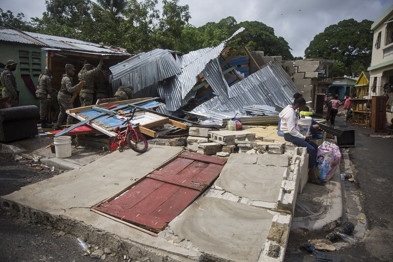 Huracán Isaías gana fuerza en el Caribe rumbo a Florida, epicentro ...