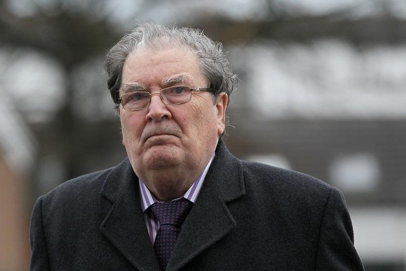 Murió Nobel de la Paz John Hume, artesano de la reconciliación en Irlanda del Norte