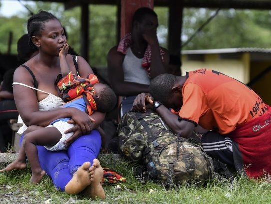 Pandemia dispara tensión en abarrotados campamentos para migrantes en Panamá