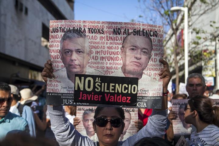 "Periodistas del sur de México viven ""aterrorizados"" por narcotraficantes"