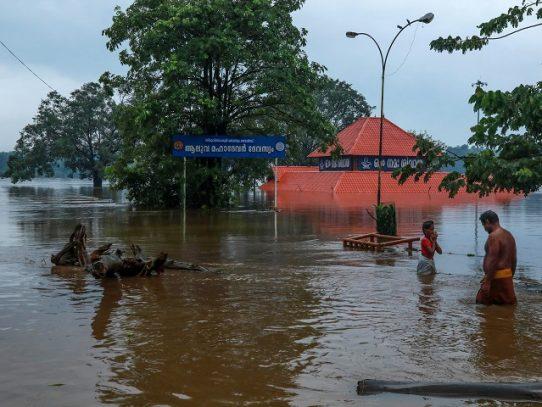 Al menos 43 muertos en India por alud provocado por monzón