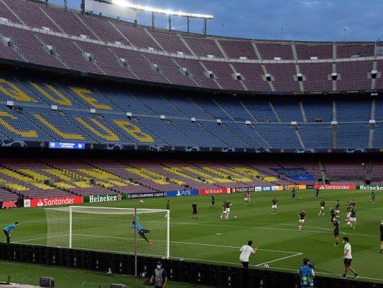 El Barcelona sin sorpresas, el Nápoles con Insigne en Champions
