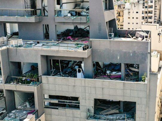 Pocas esperanzas de encontrar sobrevivientes de la explosión en Beirut