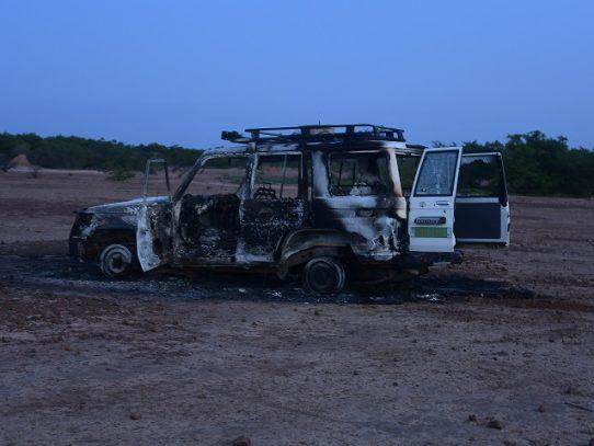 """Buscan a los autores del ataque """"terrorista"""" contra franceses en Níger"""