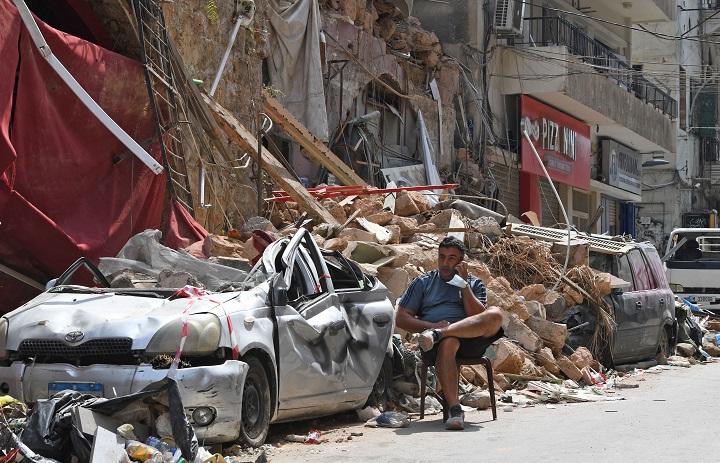 Los daños causados por la explosión en Beirut ascienden a 15.000 millones de dólares