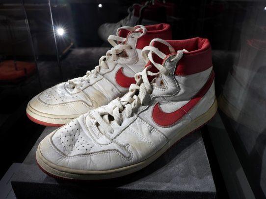 Récord mundial para unas zapatillas de Michael Jordan: 615.000 dólares