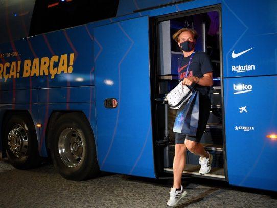 Rakitic se va del Barça y vuelve al Sevilla FC