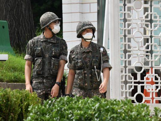 Comienzan maniobras militares entre Estados Unidos y Corea del Sur
