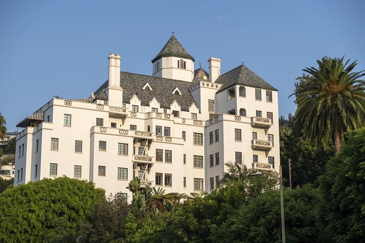 Chateau Marmont, el icónico hotel de Hollywood se hace más exclusivo