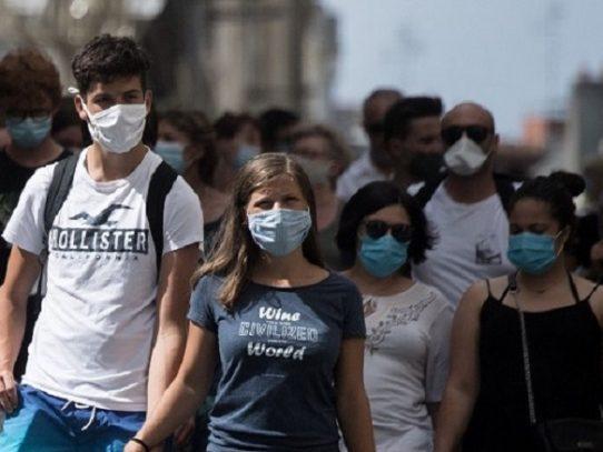 Casi 4.900 contagios de covid-19 en un día en Francia