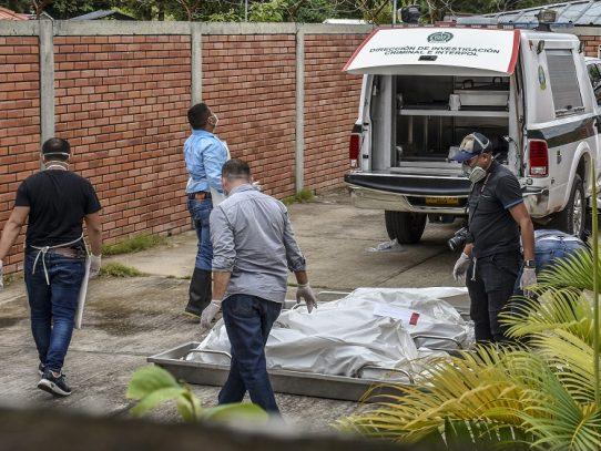 Al menos once muertos en tres nuevas masacres en Colombia