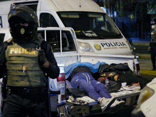 Prisión preventiva para organizador de fiesta en discoteca en Perú donde hubo 13 muertos