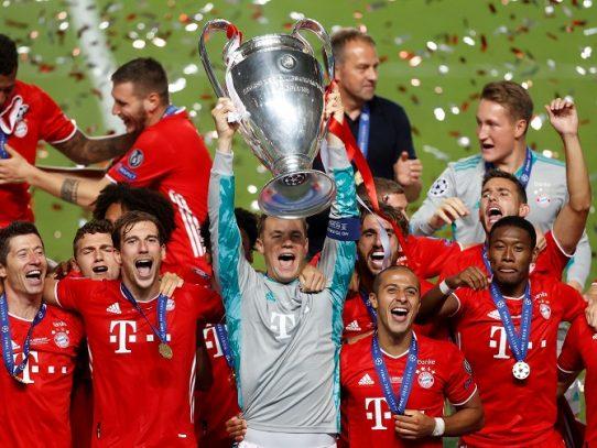 Bayern Múnich conquista su sexta Liga de Campeones al ganar 1-0 al París SG