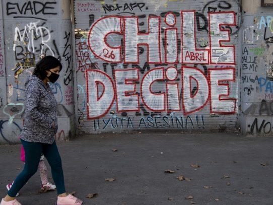 Arranca la campaña para el histórico plebiscito Constitucional en Chile