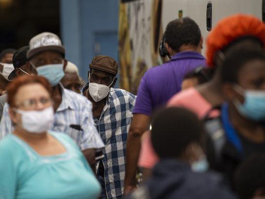 América reporta más de 1,5 millones de casos por covid-19
