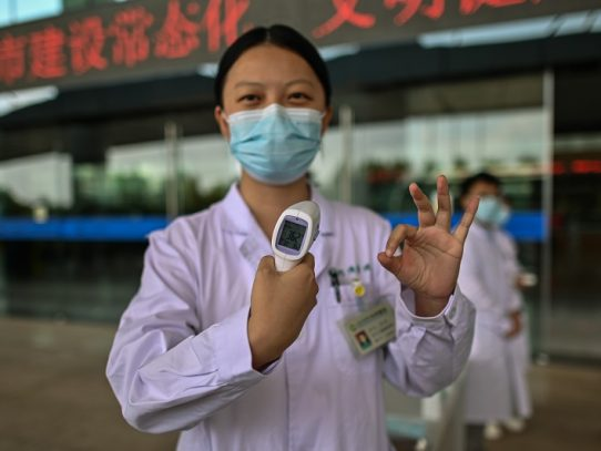 "China pasó la ""prueba"" del covid-19, afirma el presidente Xi Jinping"