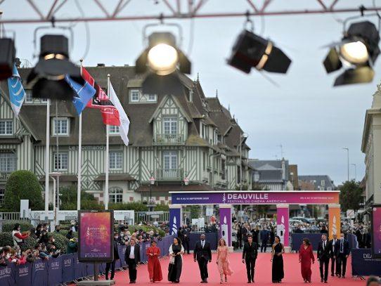 Festival de cine estadounidense de Deauville arranca con filmes que se quedaron sin Cannes