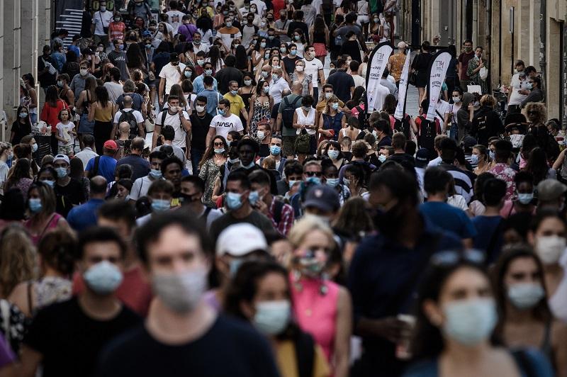 Balance mundial de la pandemia de coronavirus al domingo