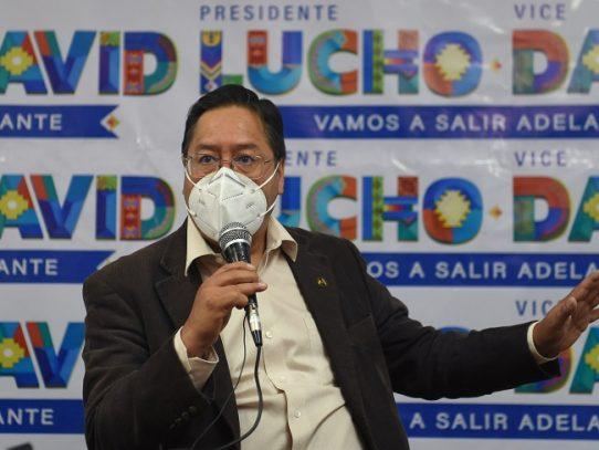 Delfín de Morales minimiza efecto de renuncia de Áñez en los comicios de Bolivia