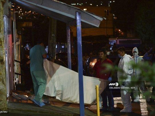 Honduras registra una ola de matanzas, dice observatorio