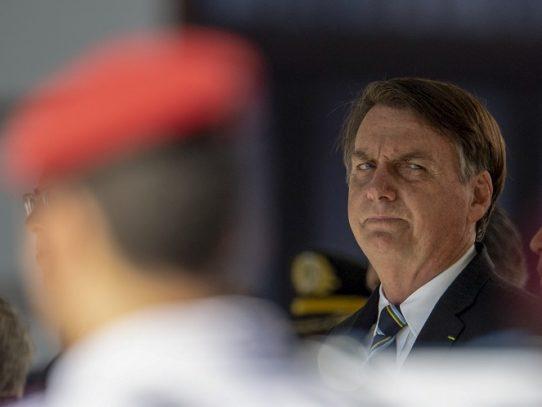 Bolsonaro internado para extracción de un cálculo en la vejiga