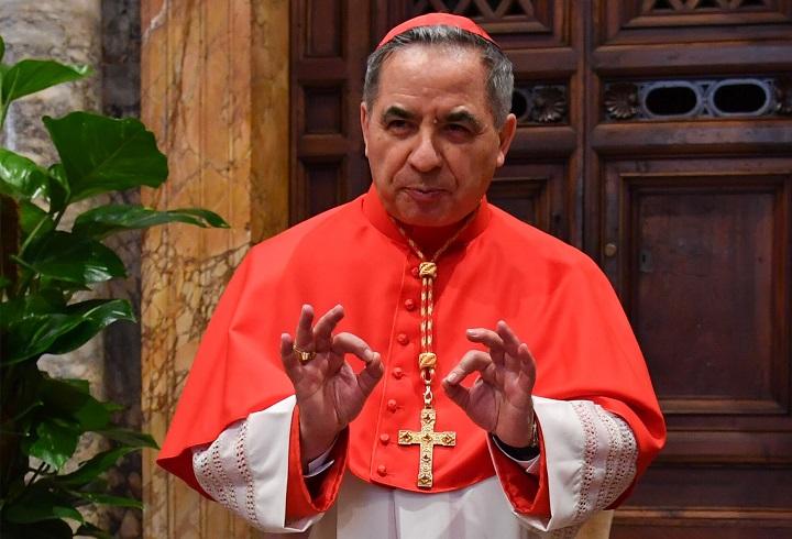 Cardenal del Vaticano que dimitió por escándalo inmobiliario clama su inocencia